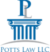 Potts Law LLC Logo